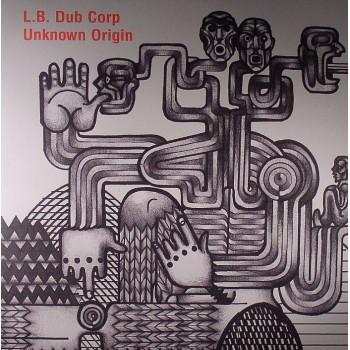 LB Dub Corp aka Luke Slater - Unknown Origin LP - Ostgut Ton
