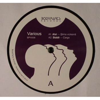 Various Artists - Various V2 (ft Alsi, Stab9, Yate, Eric) - Body Parts