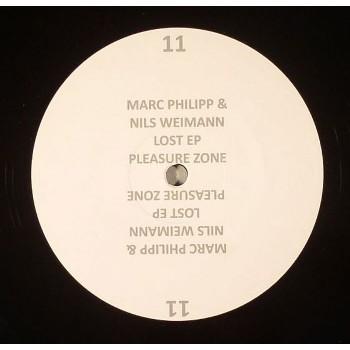 Marc Philipp & Nils Weimann - Lost EP - Pleasure Zone