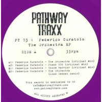 Federico Curatolo & Liam Geddes - The Orchestra EP - Pathway Traxx