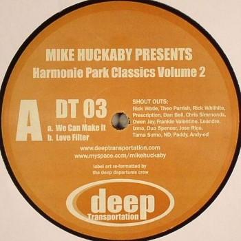 Mike Huckaby - Harmonie Park Classics Volume 2 - Deep Transportation - DT 03