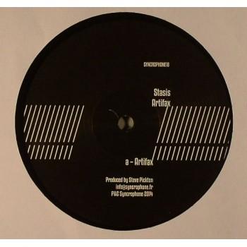 Stasis - Artifax (ft Antigone Remix) - Syncrophone