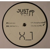 X_1 - Just You EP (LIMITED) - Beat X Changers