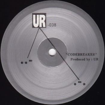 Underground Resistance - Codebreaker (Original 1997 Pressing) - UR