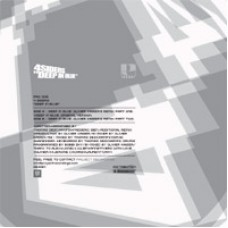 4 Siders - Deep In Blue (Original 2002 Pressing) - Project Recordings