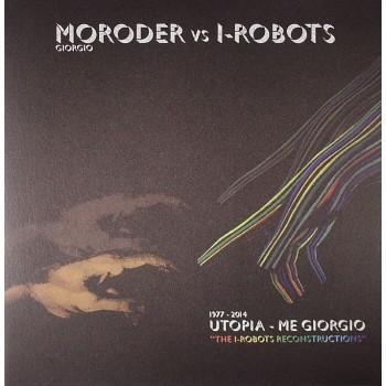 Giorgio Moroder vs I-Robots - Utopia: Me Giorgio 1977-2014 - Deeplay