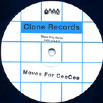 Legowelt - Moves For Ceecee - Clone Store Only Series 001