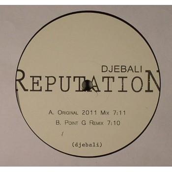 Djebali - Reputation (ft Point G Remix) - Djebali