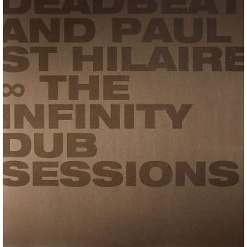Deadbeat & Paul St Hilaire - The Infinity Dub Sessions 2LP - BLKRTZ008LP