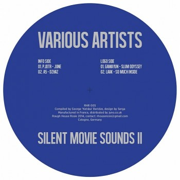 Various Artists - Silent Movie Sounds II - Rough House Rosie