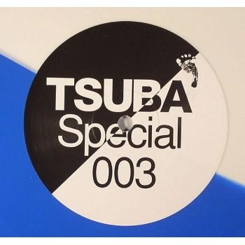 Various Artists - Tsuba Special 003 (ft ItaloJohnson & Soulphiction) (Blue-White Vinyl) - Tsuba