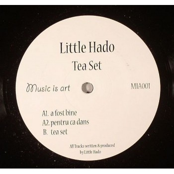 Little Hado - Tea Set - Music Is Art