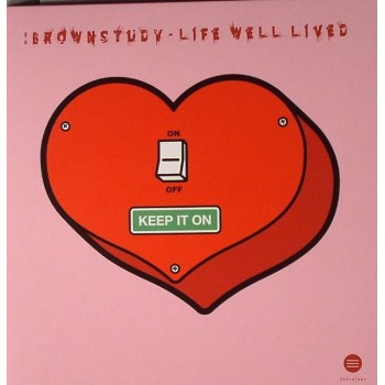 Brownstudy - Life Well Lived LP - Third Ear