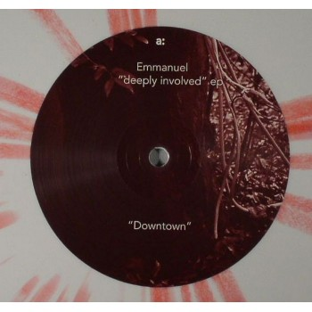 Emmanuel - Deeply Involved EP (Marble-Coloured Vinyl) - Deeply Rooted House