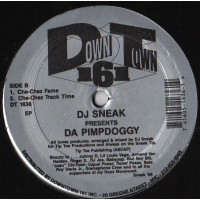 DJ Sneak - Da Pimpdoggy - Downtown 161