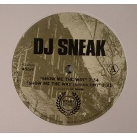 DJ Sneak - Show Me The Way / Feels Good - Henry Street