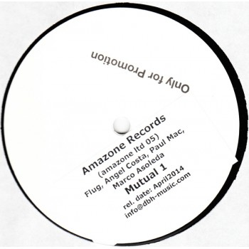 Various Artists - Mutual 1 (LIMITED) - Amazone LTD 05