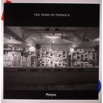 Various Artists - Ten Years Of Phonica 3LP - Phonica