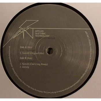 Kirk Degiorgio - Nairobi (ft Carl Craig Remix) - Applied Rhythmic Technology Re-Master Series