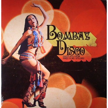 Various Artists - Bombay Disco: Disco Hits From Hindi Films 1979-1985 (Gatefold 2xLP) - Cultures Of Soul