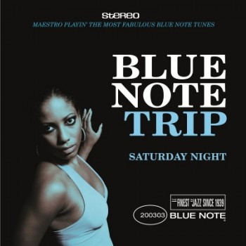 Various Artists - Blue Note Trip: Saturday Night 2LP - Blue Note