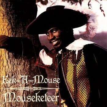 Eek-A-Mouse - Mouseketeer LP