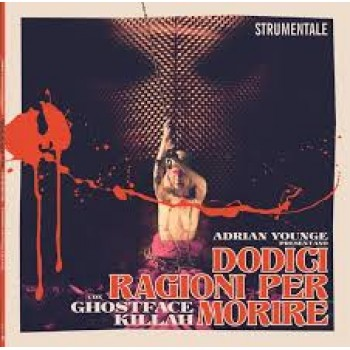 Ghostface Killah & Adrian Younge - 12 Reasons To Die: The Sounds Of Classic RZA and Italian Giallo Mixed Up - Soul Temple