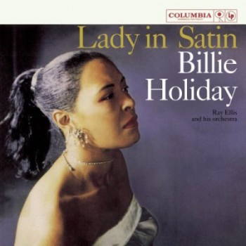 Billie Holiday - Lady In Satin LP (Reissue)