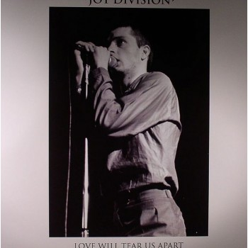 Joy Division - Love Will Tear Us Apart LP (Alternate Versions Mastered From The Martin Hannett Tapes 1980) - Cleopatra