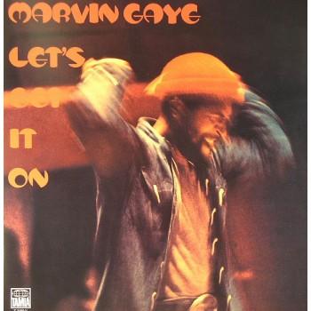 Marvin Gaye - Let's Get It On (Reissue) - Tamla