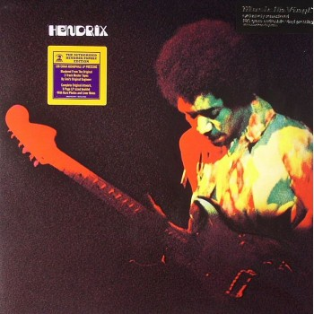 Jimi Hendrix - Band Of Gypsys (Remastered)