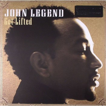 John Legend - Get Lifted (Reissed Gatefold 2LP) - Columbia