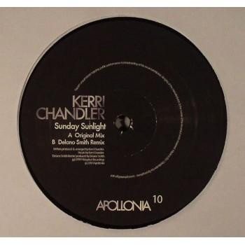 Kerri Chandler - Sunday Sunlight (ft Delano Smith Remix) - Apollonia
