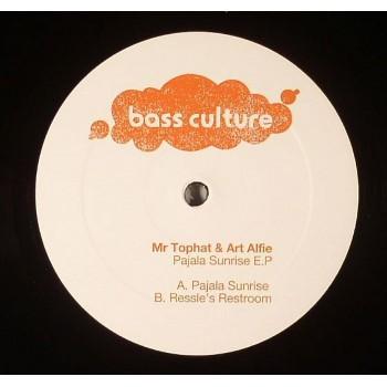 Mr Tophat & Art Alfie - Pajala Sunrise EP - Bass Culture 038