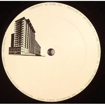 Antigone - Forbidden Works (ft Zadig Remix) - Construct Reform