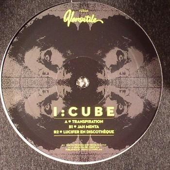 I:Cube - Lucifer En Discotheque EP - Versatile