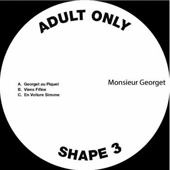 Monsieur Georget - EP - Adult Only