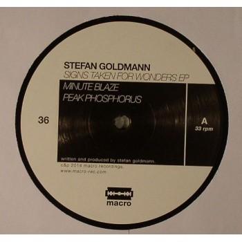 Stefan Goldmann - Signs Taken For Wonders EP - Macro