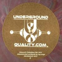 DJ Jus Ed & DJ Qu - Endurance Part 3 (Marbled Vinyl) - Underground Quality