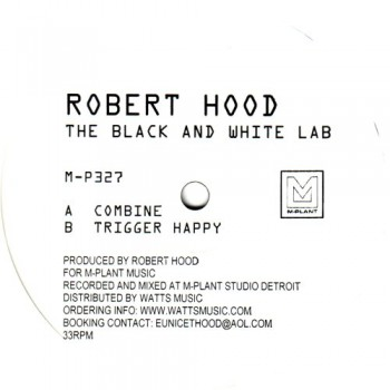 Robert Hood - The Black White Lab - M Plant