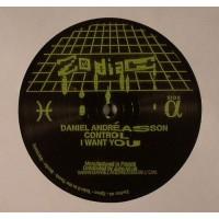 Daniel Andreasson - Control EP - Zodiac 44