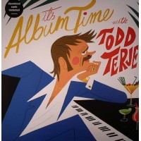 Todd Terje - It's Album Time (Gatefold 2LP + Download Code) - Olsen