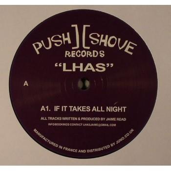 LHAS - Push II Shove 4 - Push II Shove