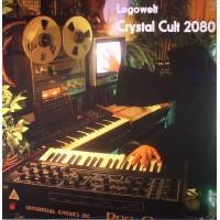 Legowelt - Crystal Cult 2080 2LP - Creme Organization