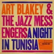 ART BLAKEY - A NIGHT IN TUNISIA - BMG