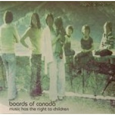 BOARDS OF CANADA – MUSIC HAS THE RIGHT TO CHILDREN - WARP LP