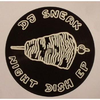 DJ Sneak - Night Dish EP - Exploited