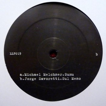 Michael Melchner / Jorge Savoretti – Sumu / Sul Meno - Love Letters From Oslo