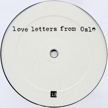 Franco Cinelli / Martinez – Da Beatz / Pandemonium - Love Letters From Oslo