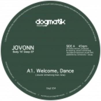 Jovonn - Body'n'Deep EP - dogmatik